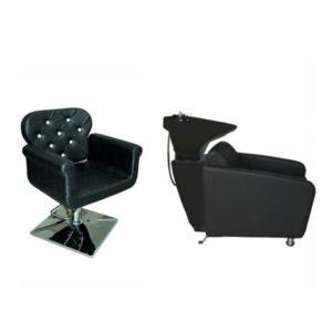 Šamponjere, stolice i haube klimazoni